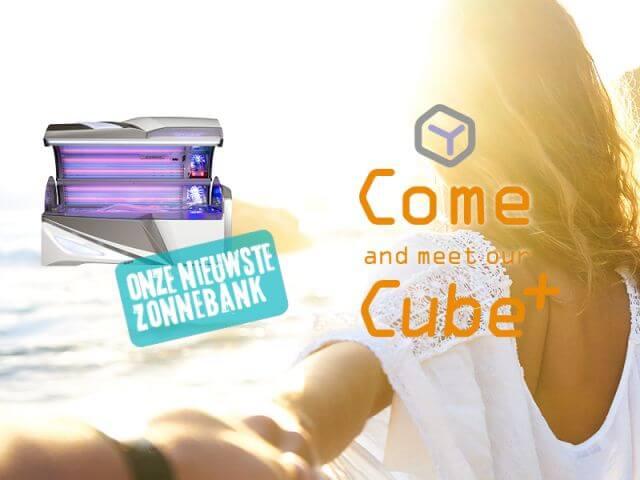 NIEUW! De Cube+