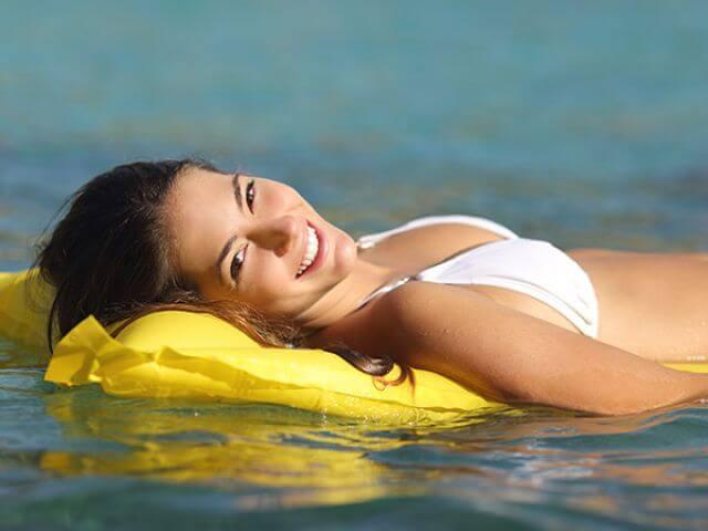5 tips om je huid voor te bereiden op de zomer