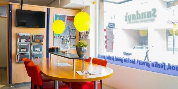 De koffietafel van zonnestudio Sunday's in Oss