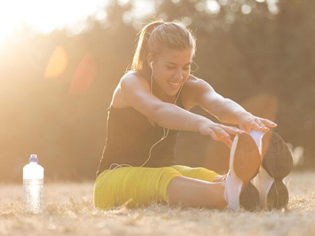 Buiten sporten goed voor vitamine D