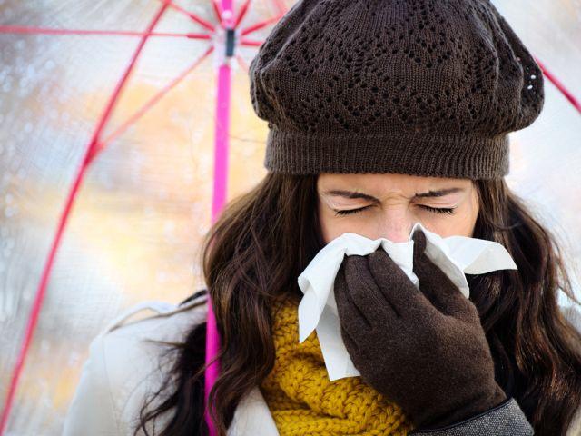 Grotere griepkans tijdens vitamine D dip in de winter